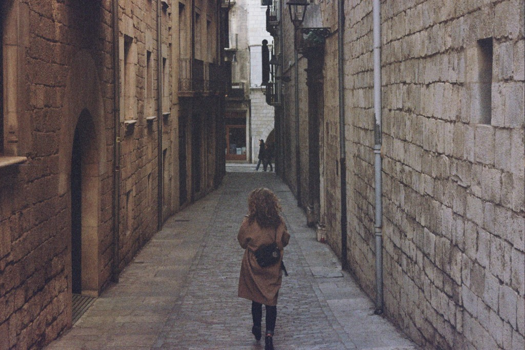 Girona street